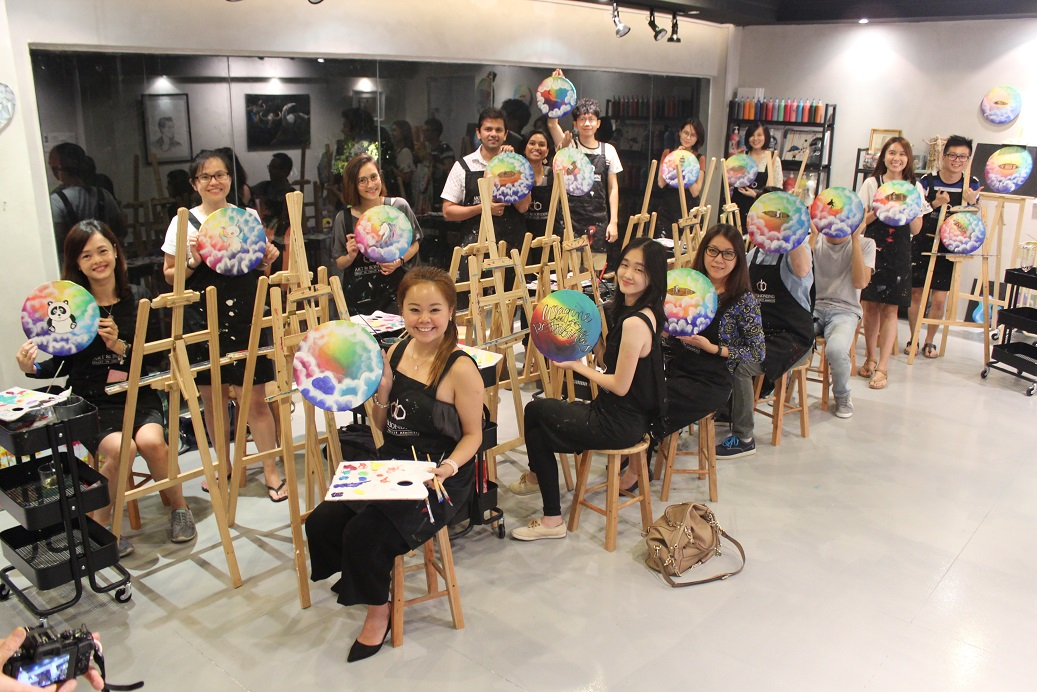 canvaspainting-paintnight-malaysia-artandbonding-event