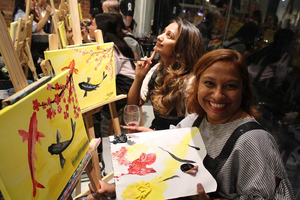 paint party kl