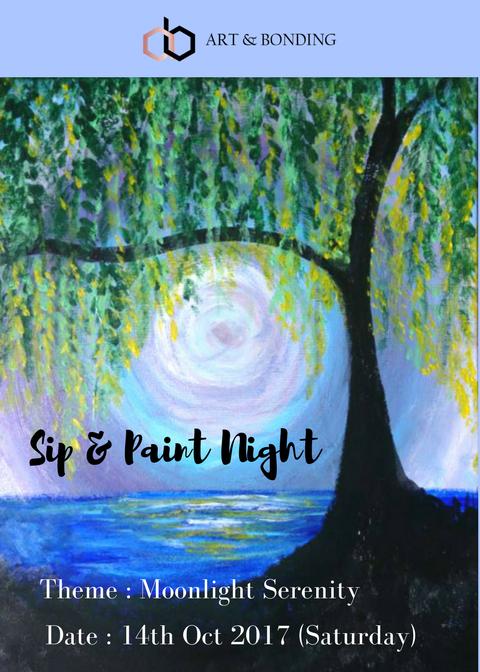 paint night malaysia