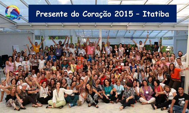 Presente do Coração 2015 em Itatiba