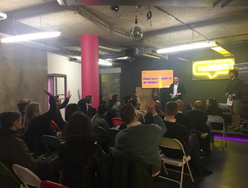 Airbnb Smart Hosting Seminar - Oxford