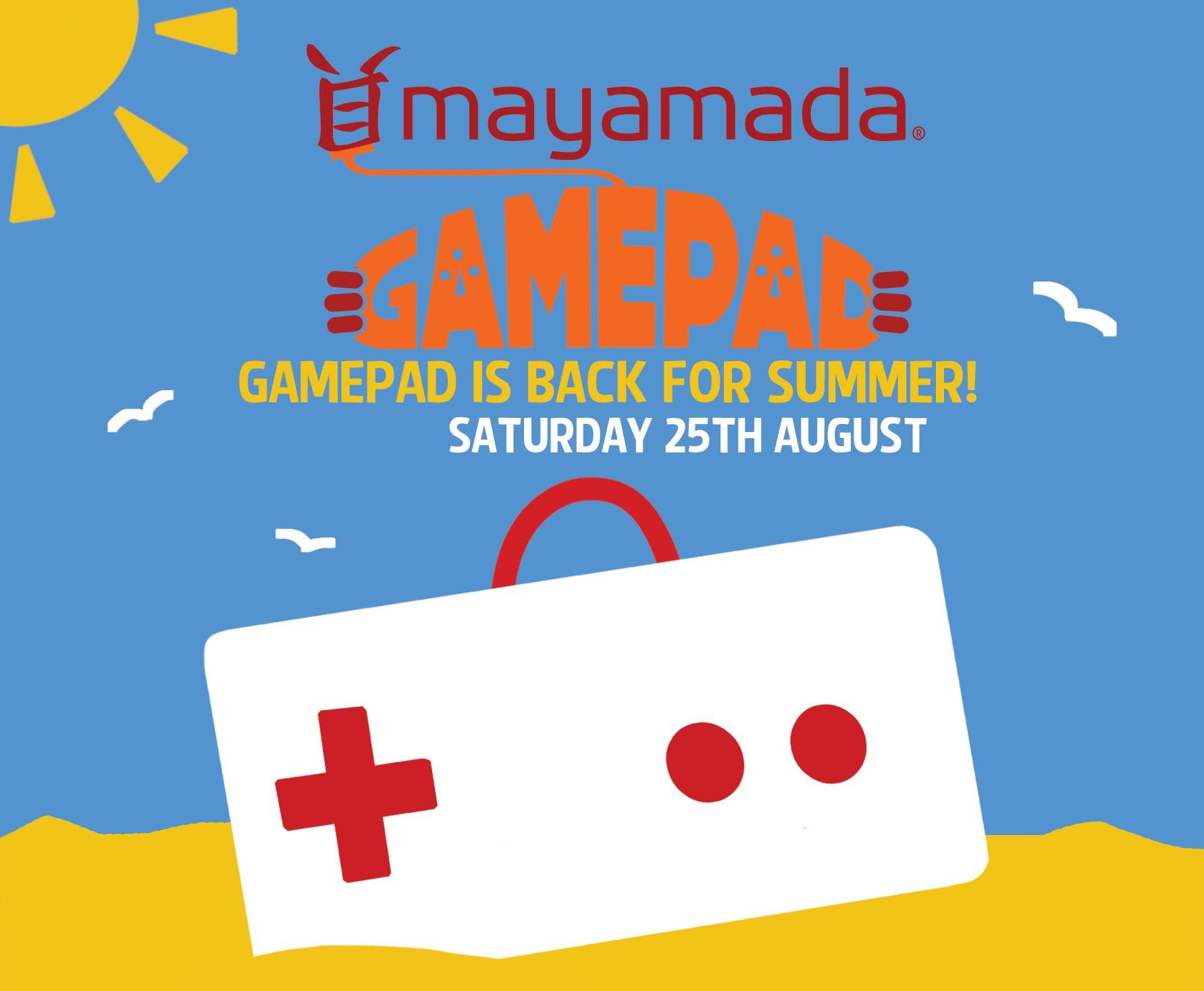 GamePad is Back!