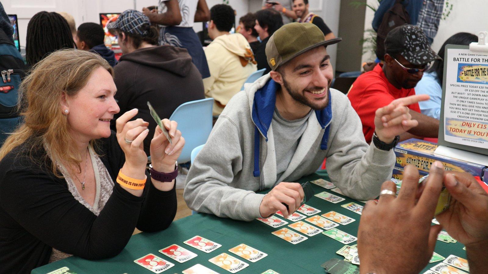 Card and Board Games at GamePad