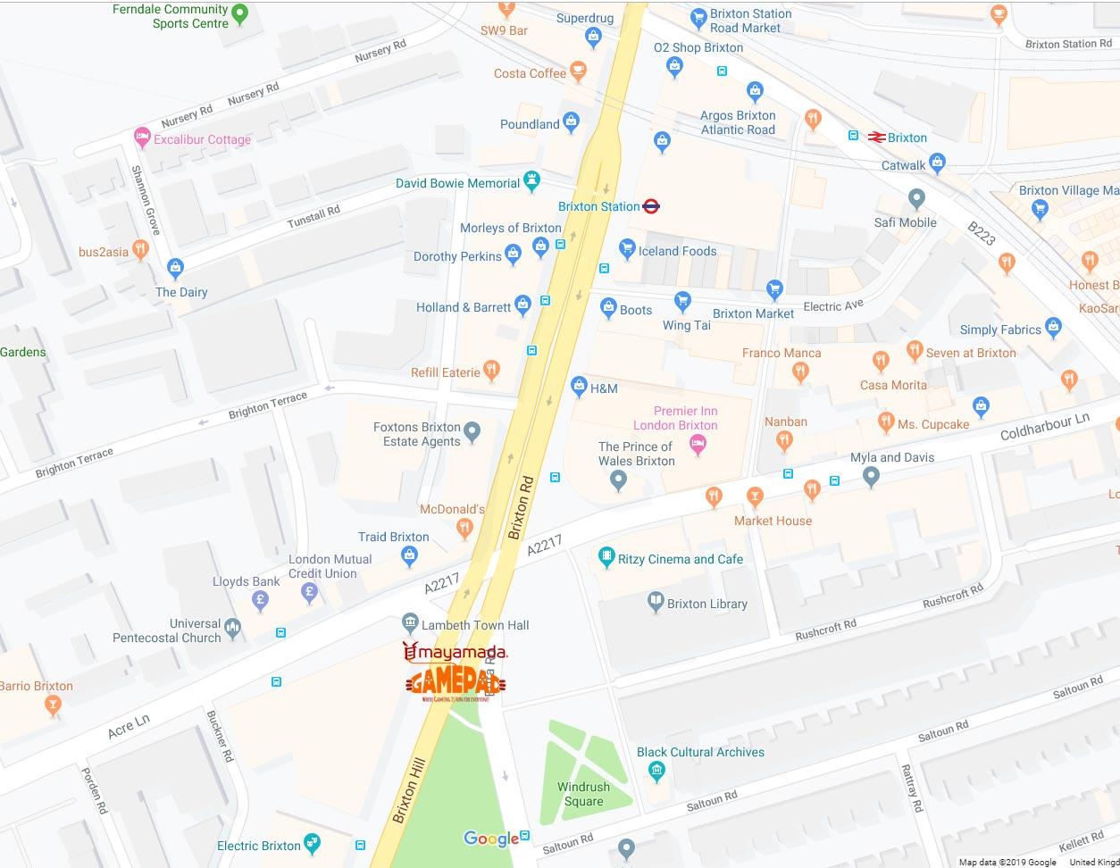 GamePad 2019: Autumn GamerFest! Tickets, Sat 28 Sep 2019 at 12:00