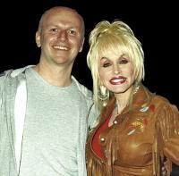 Frank Nes og Dolly Parton
