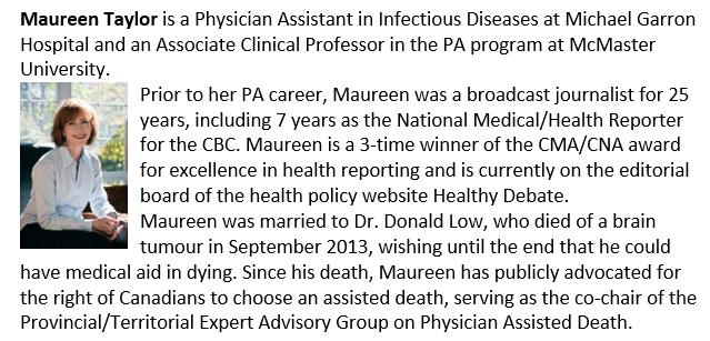 Maureen Taylor and bio