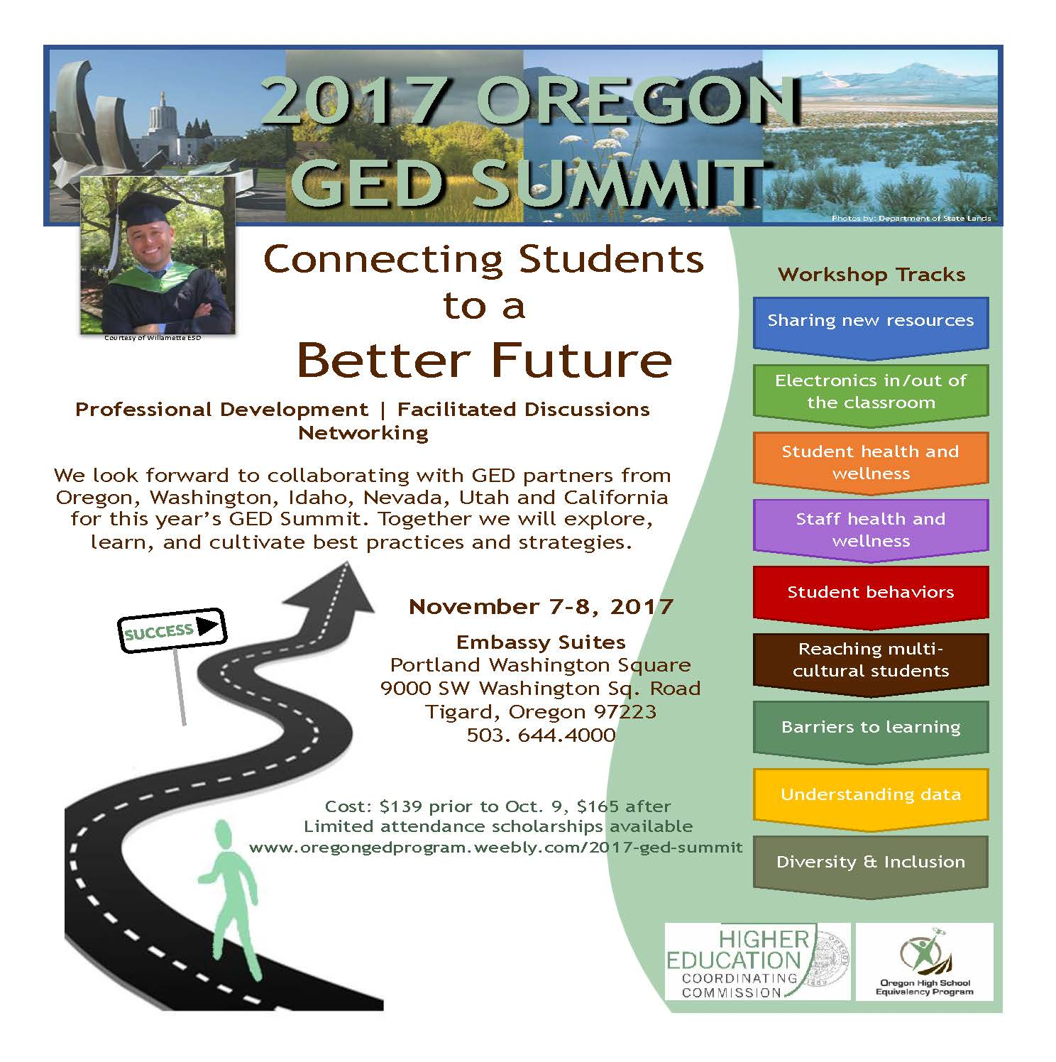 2017 Oregon GED Summit