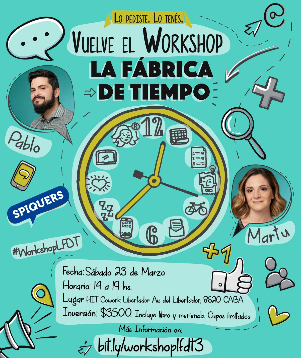 Workshop LFDT Vol. 3