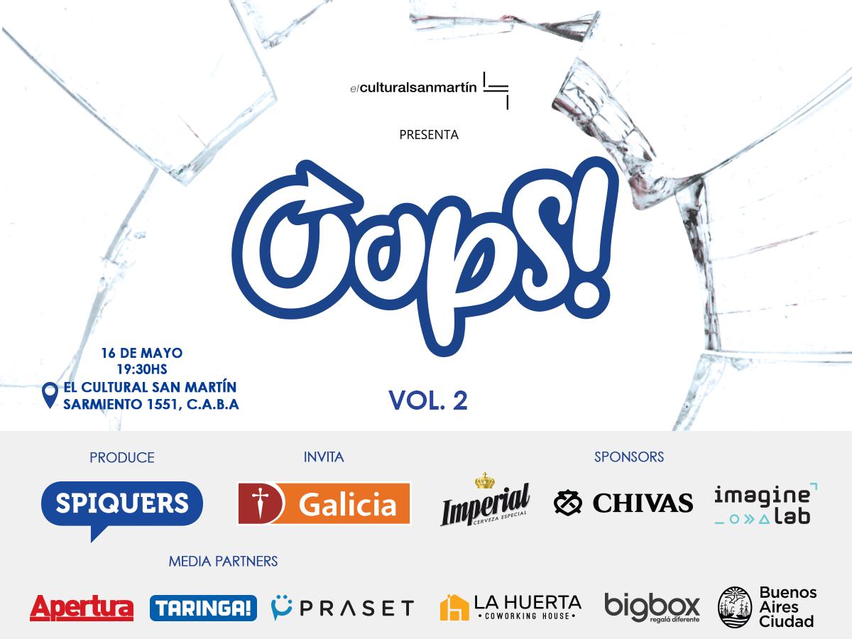 OOPS! Vol. 2