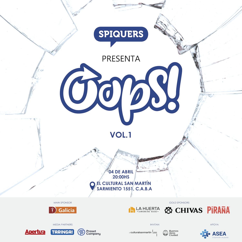 OOPS! Vol. 1