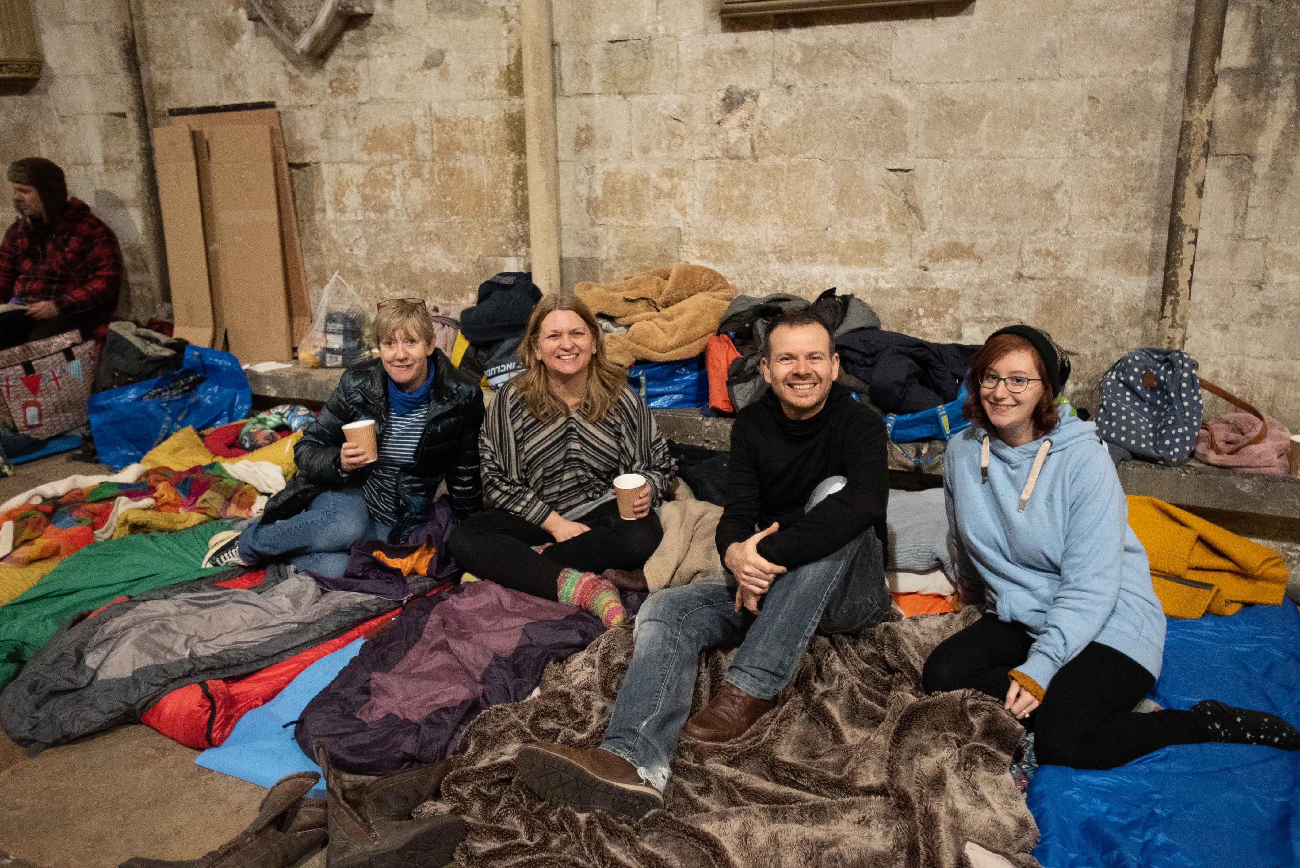 The Big Sleep at Salisbury Cathedral 2020