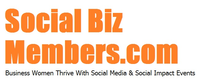 Social Biz Members Business Women Thrive Social Media Social Impact