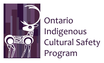 logo for Ontario Indigenous Cultural Safety Program
