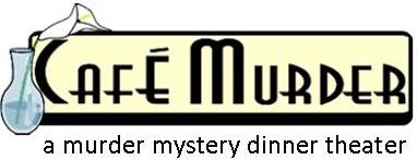 Cafe Murder Logo
