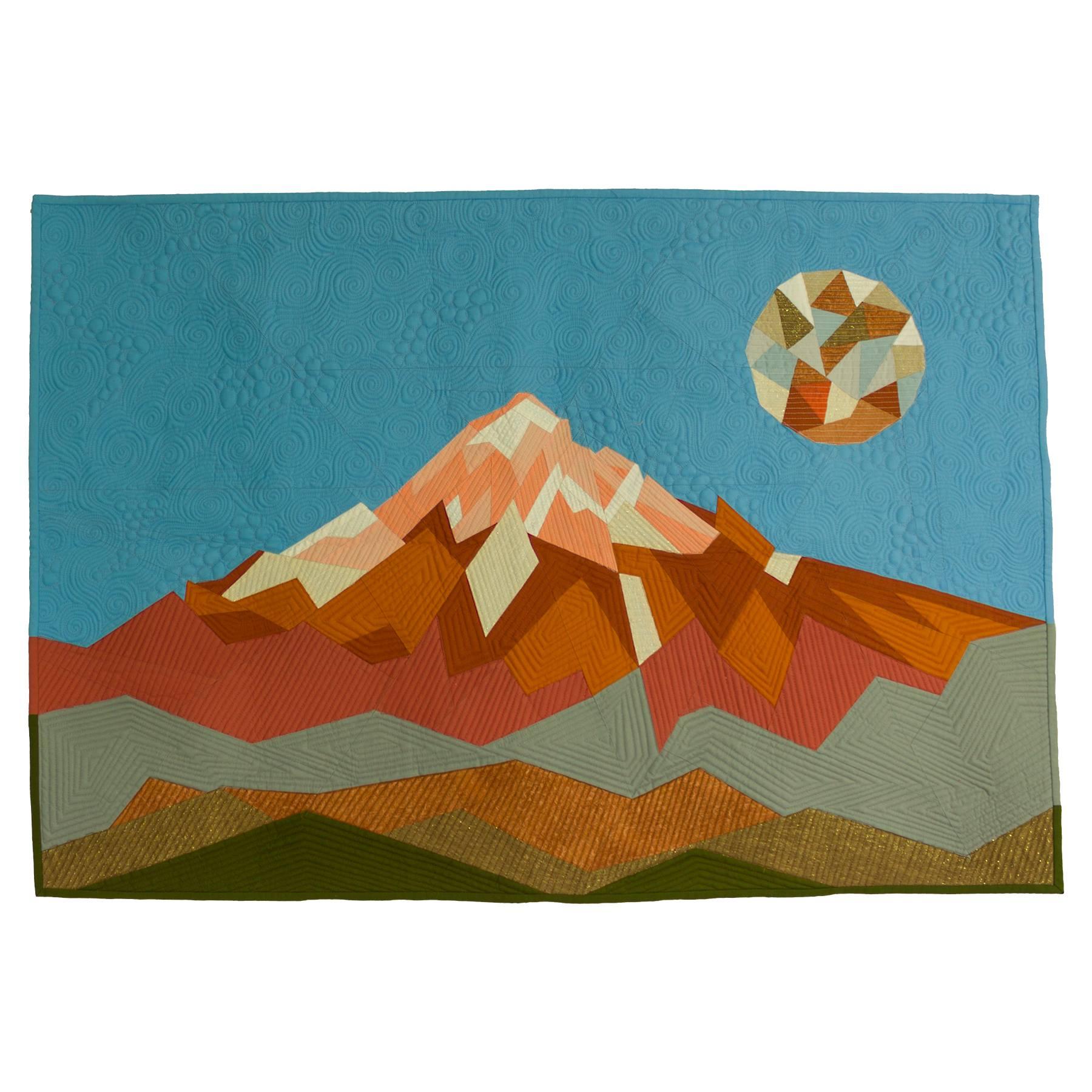 Mt. Hood Quilt