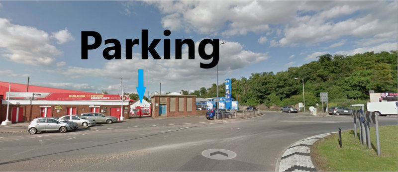 Where to Park At Ebbsfleet