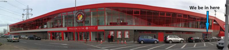 Ebbsfleet - Kuflink Stadium