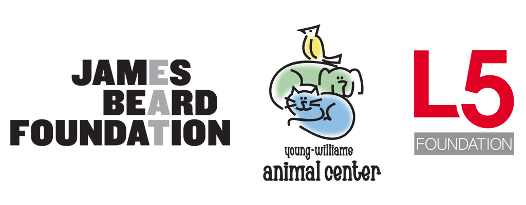 James Beard Foundation, Young Williams Animal Center, L5 Foundation