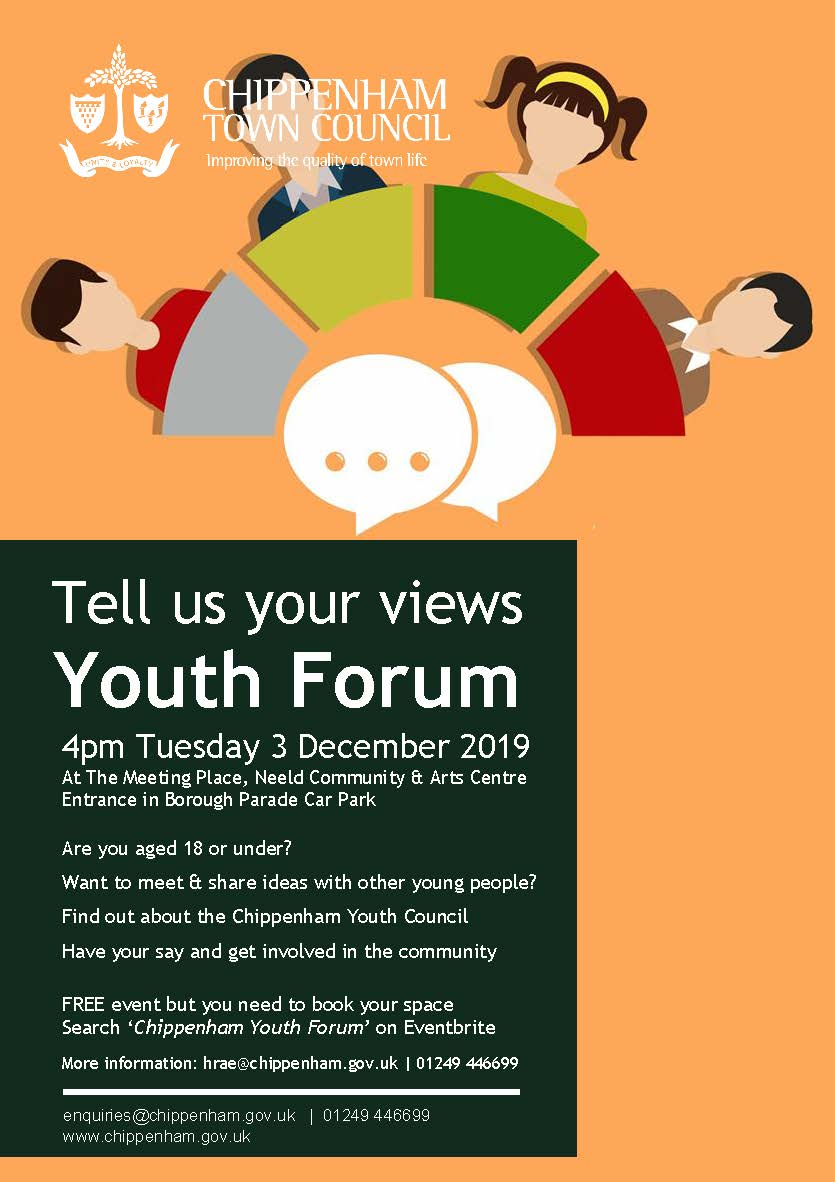 Youth Forum Poster