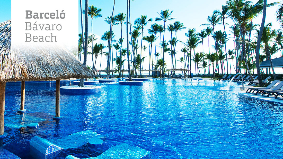 Host Resort Barcelo Bavaro Beach Only