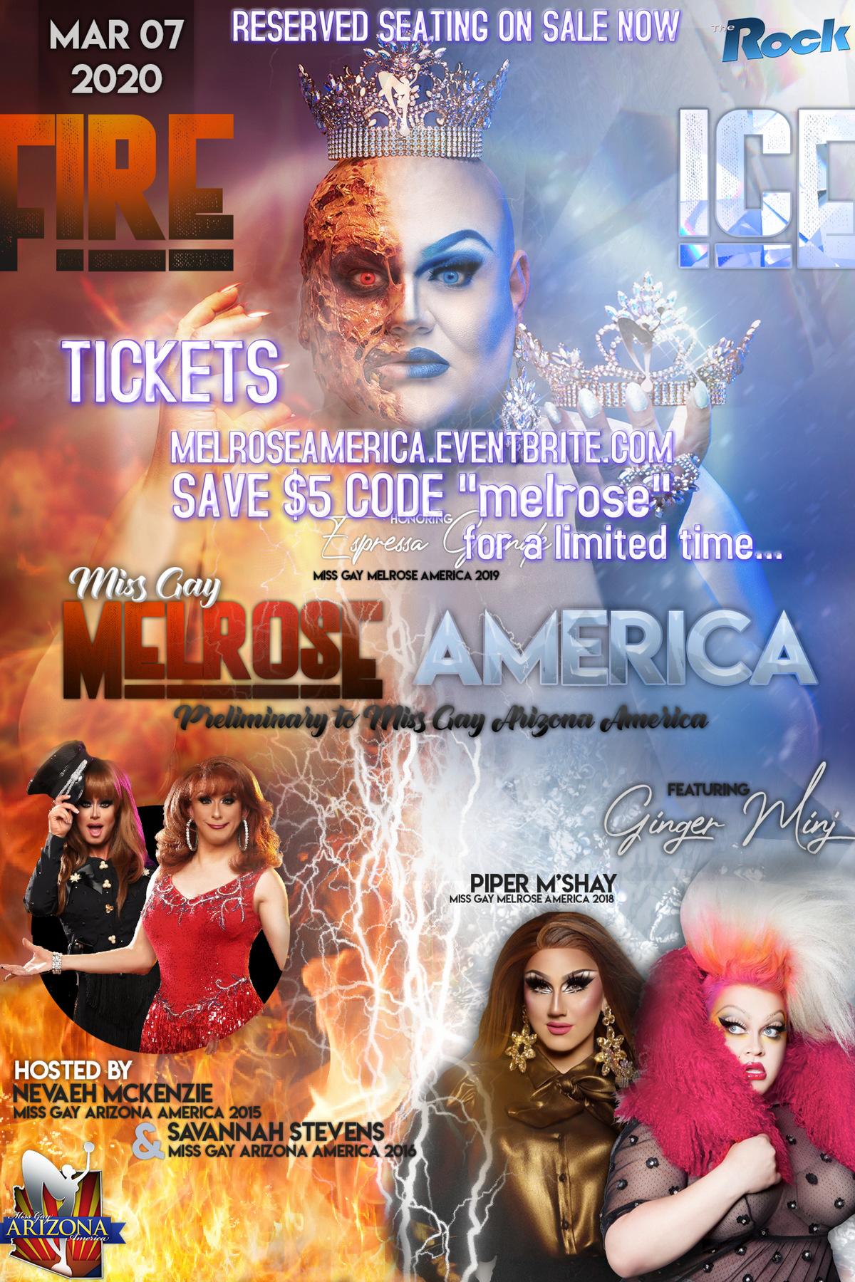 Miss Gay Melrose America 2020