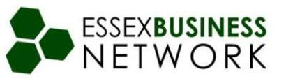 Lunchtime business networking in Chelmsford, Essex