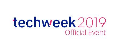 Techweek19 logo