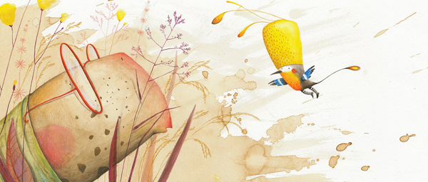 Illustrazione tratta dal libro