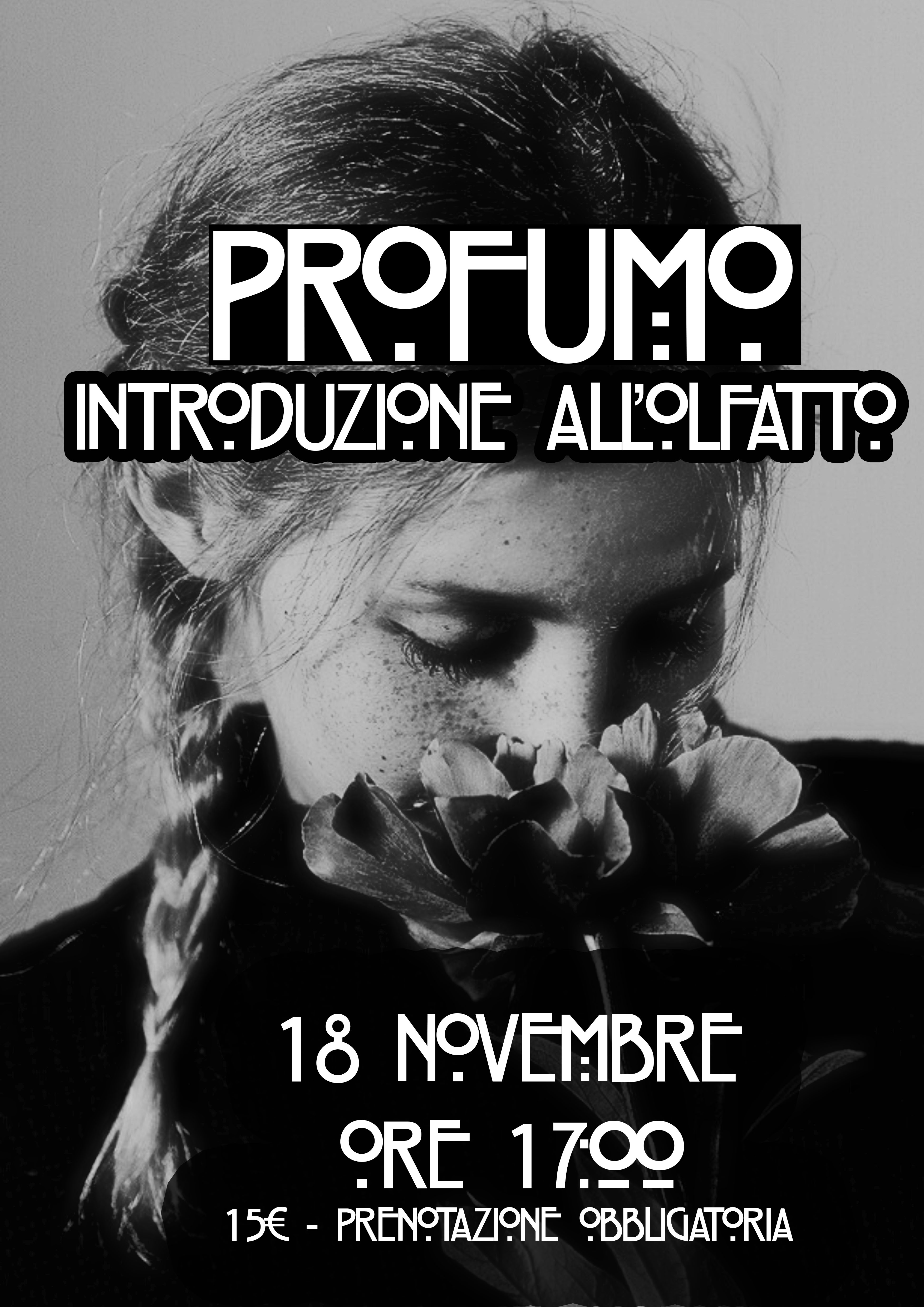 Evento profumo in Libreria
