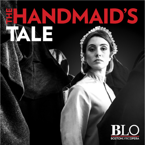 Promotional image for BLO's The Handmaid's Tale