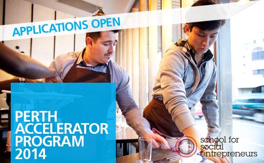 Perth Accelerator Program 2014