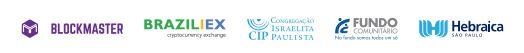 Blockmaster Braziliex CIP Hebraica e Fundo comunitário