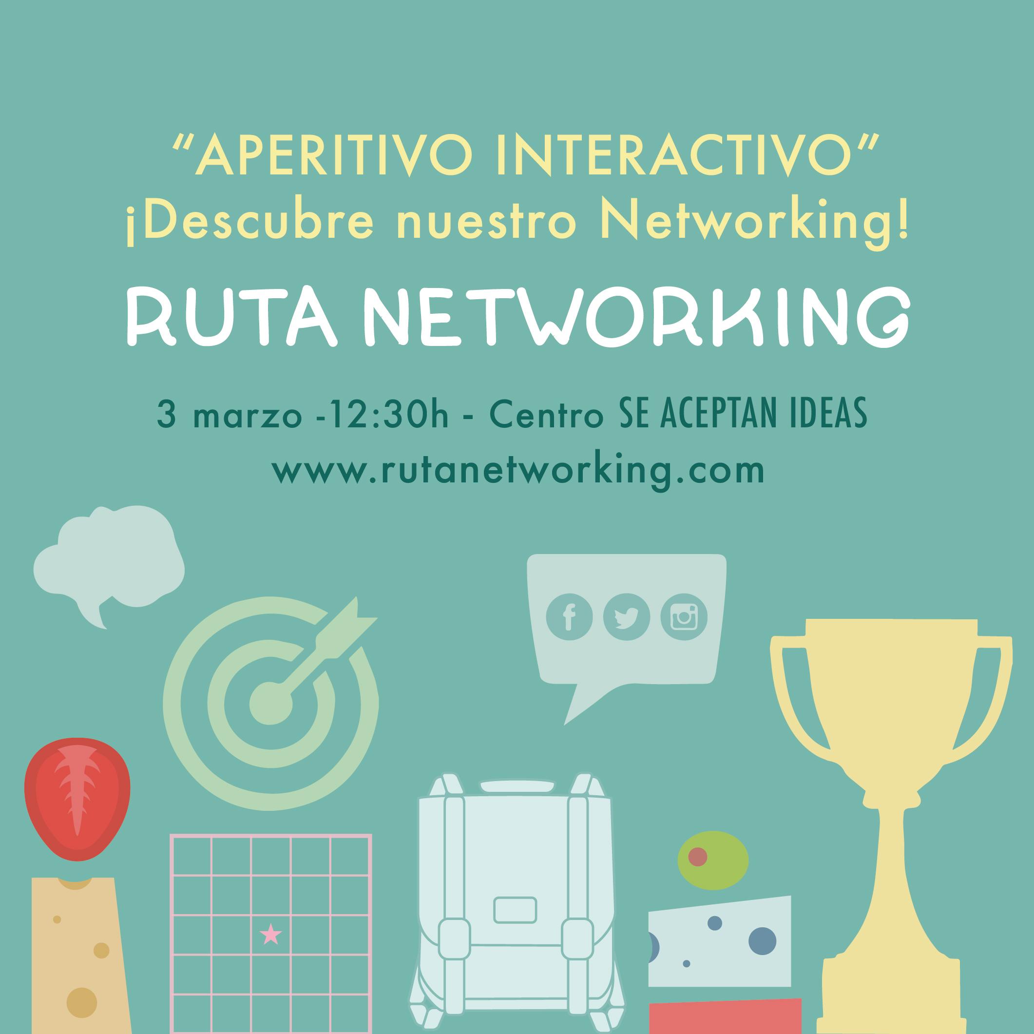 Evento Ruta Networking