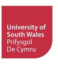 Image of the University of South Wales logo