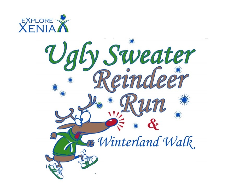Ugly Sweater Reindeer Run