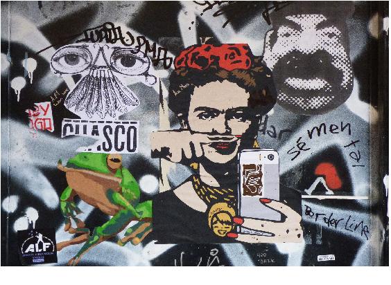 Collage artwork