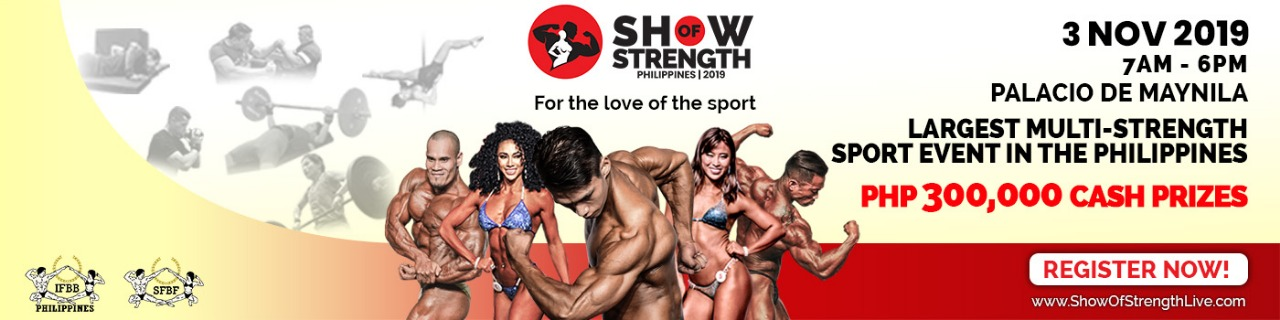 Show of Strength 2019 - Philippines