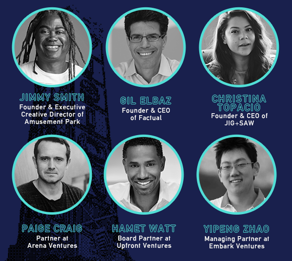 Fall 2017 speakers