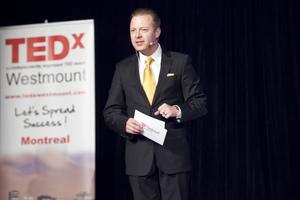 Douglas TEDx Montreal