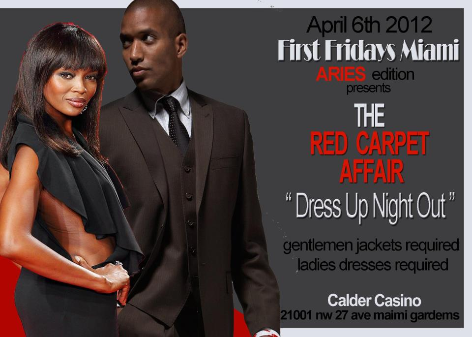 First Fridays Aries Edition