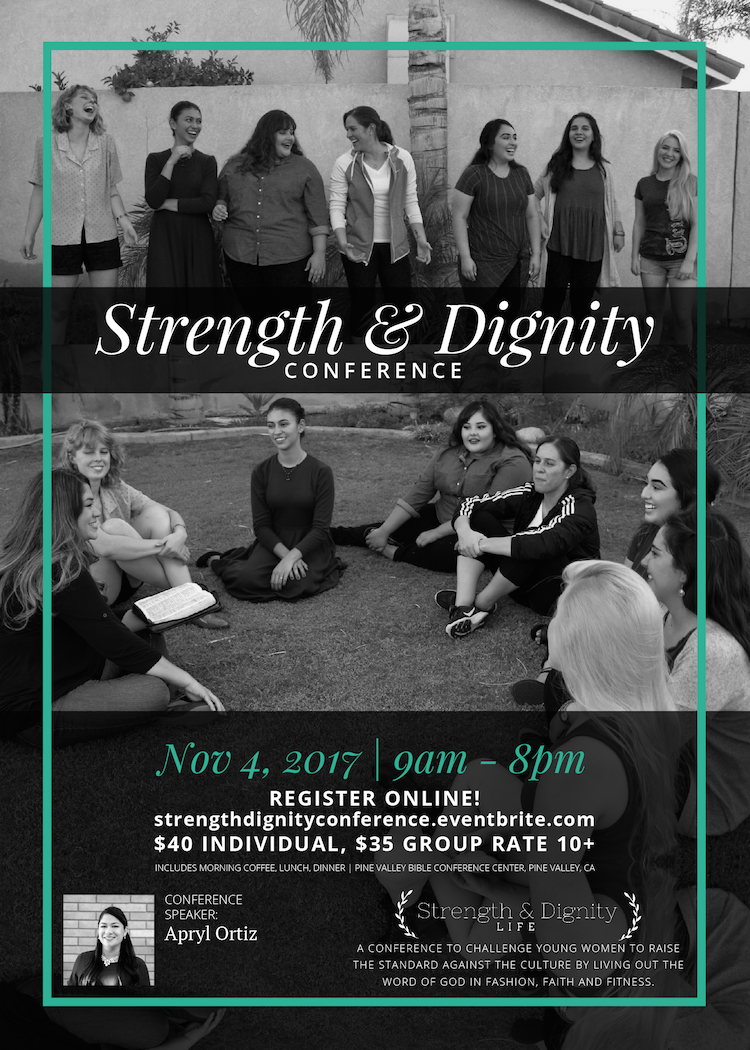 Strength & Dignity Conference