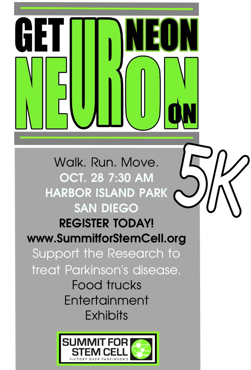 5K Parkinson's Fundraiser