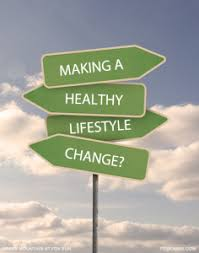 Making A Healthy Lifestyle Change