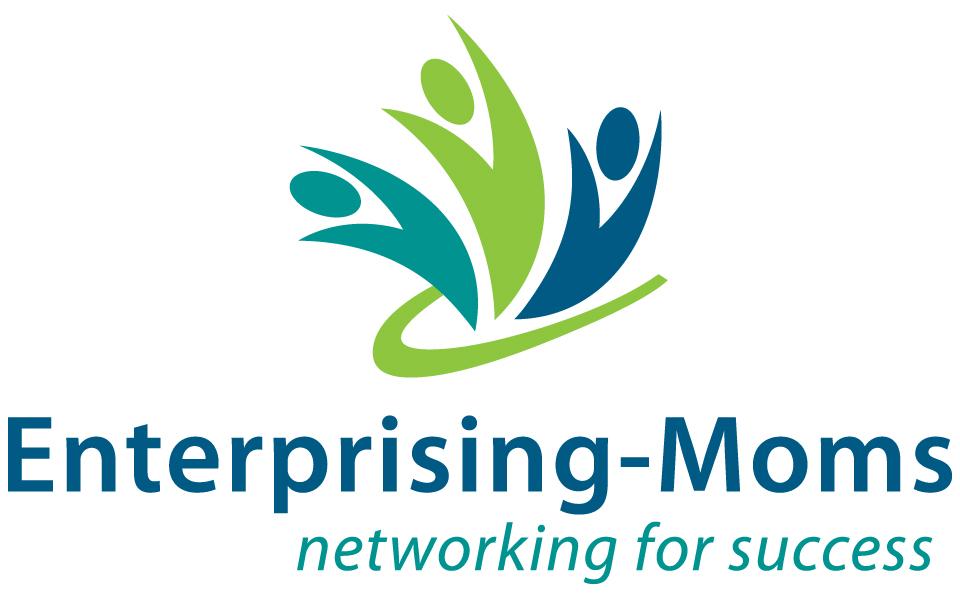 Enterprising Moms logo