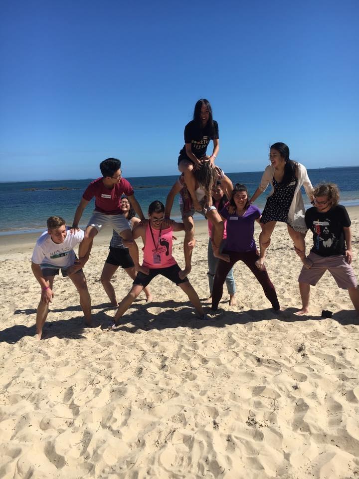 Beach Pyramid