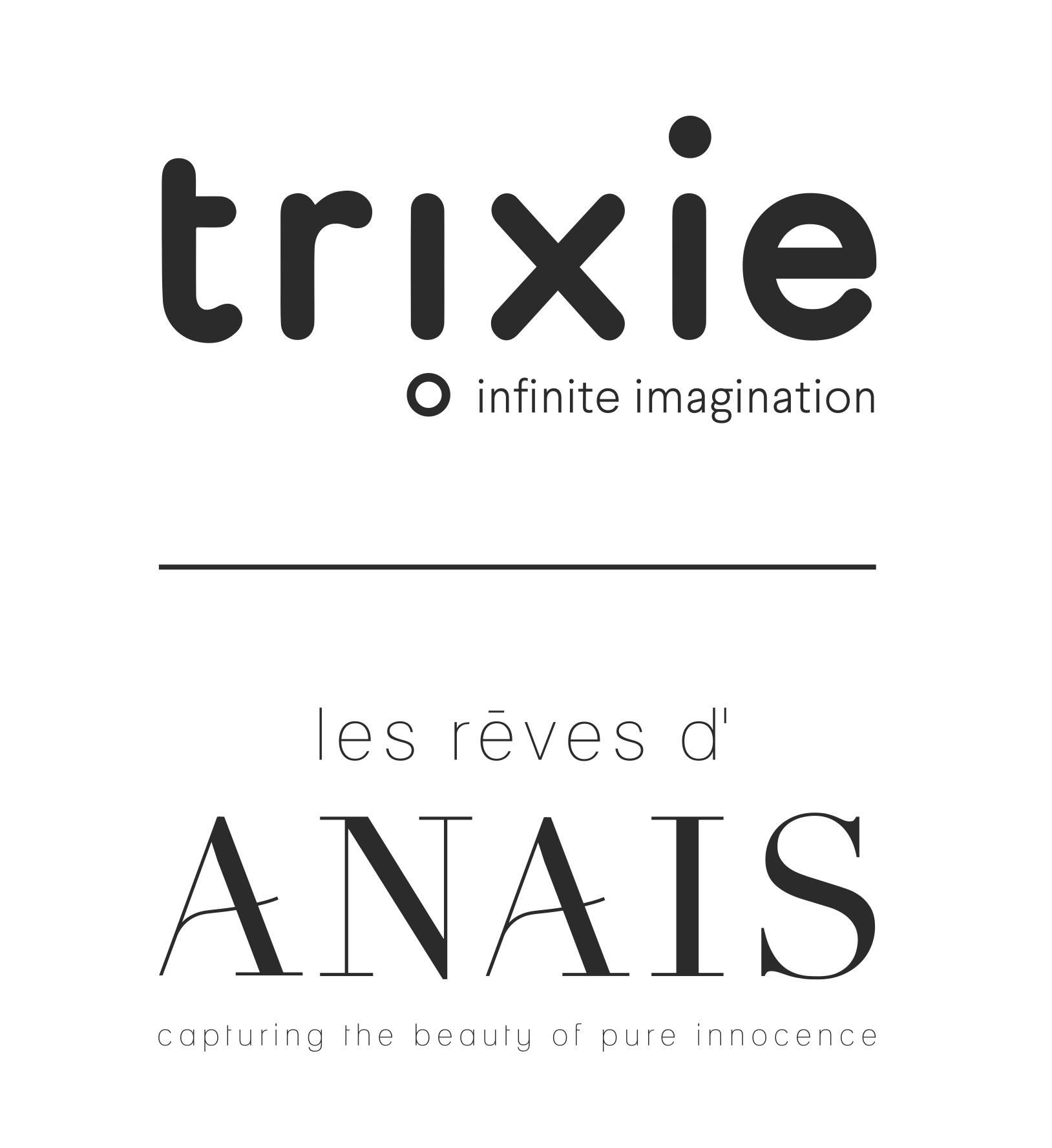 Logo Trixie | Les Rêves d'Anaïs