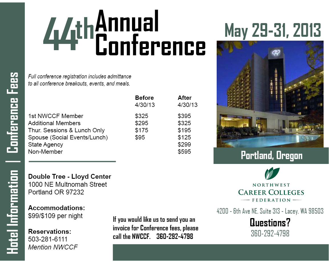 44th Annual Conference