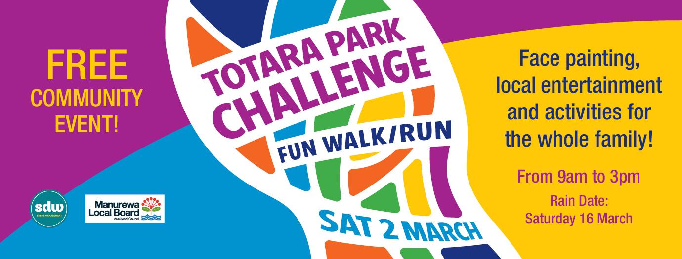 Totara Park Challenge