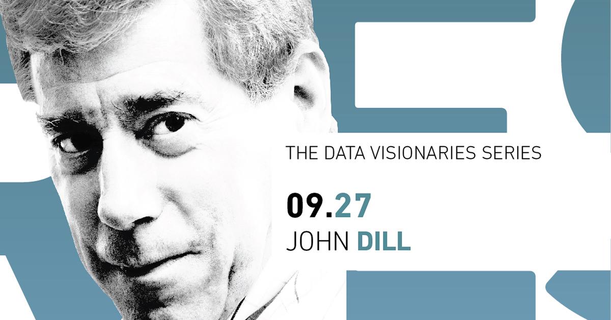 John Dill title card