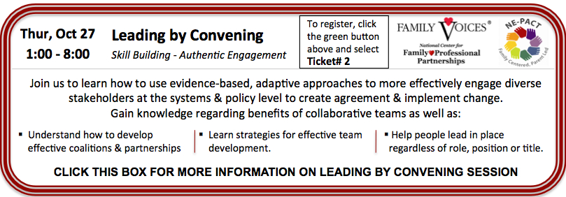 leading by convening info